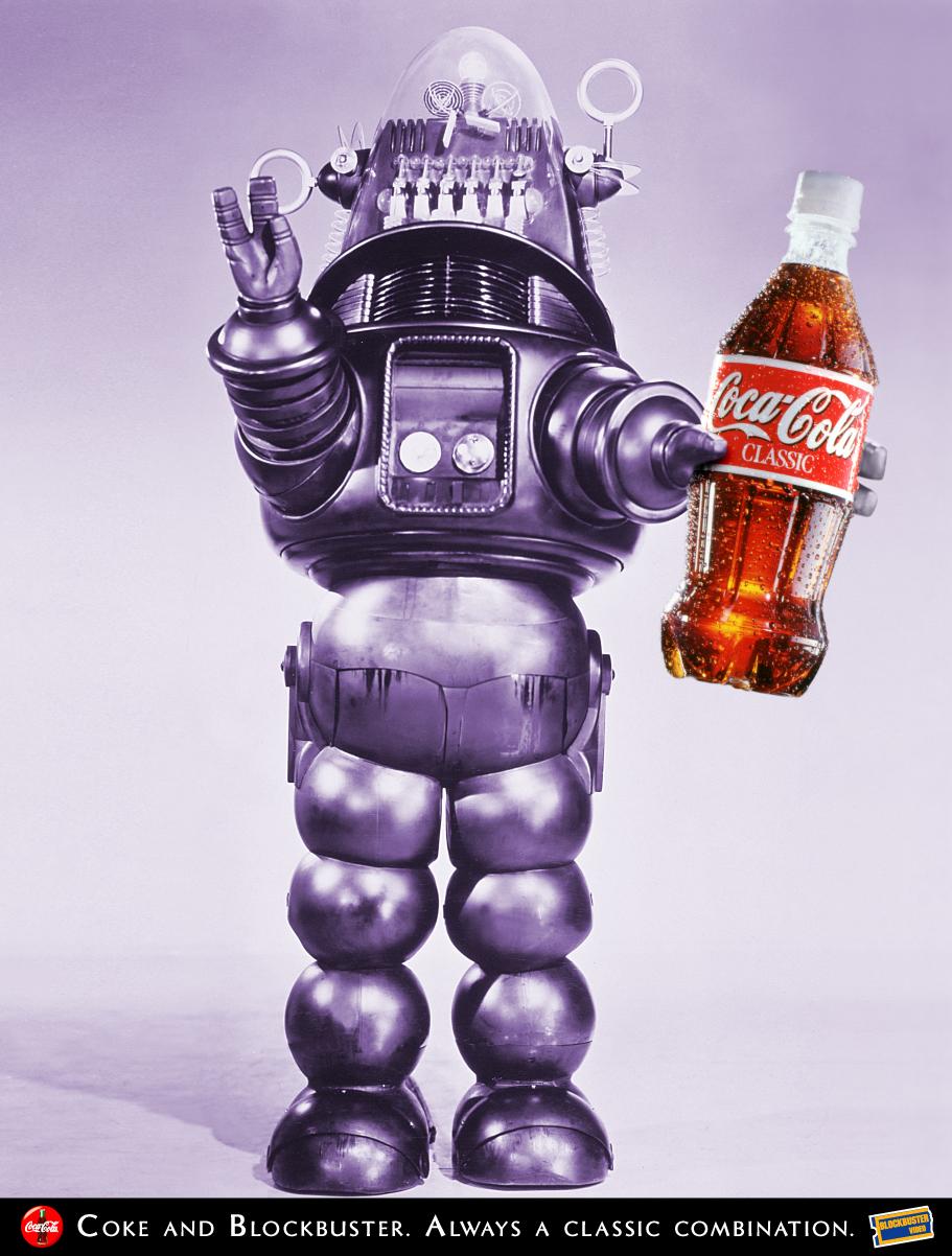blockbuster coca cola